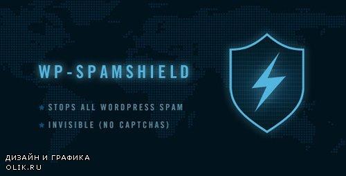 CodeCanyon - WP-SpamShield v1.9.43 - WordPress Anti-Spam Plugin - 21067720