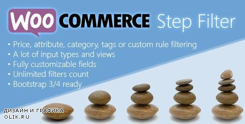 CodeCanyon - Woocommerce Step Filter v4.1.0 - 20942605