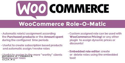 CodeCanyon - WooCommerce Role-O-Matic v7.7 - 15418671