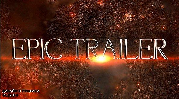 Epic Cinematic Trailer 301771 - AFEFS Templates