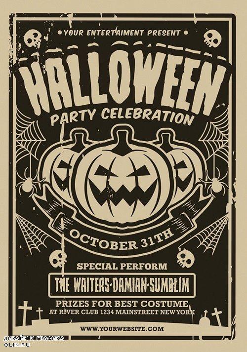 Halloween Party Celebration - 4144104