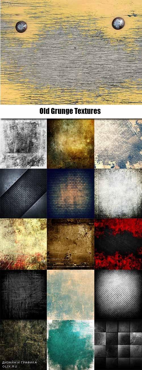 Old Grunge Textures