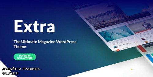 Extra v4.0 - WordPress Theme - ElegantThemes