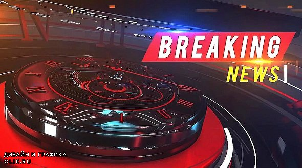 Watch News Broadcast Opener 299428 - After Effects Templates