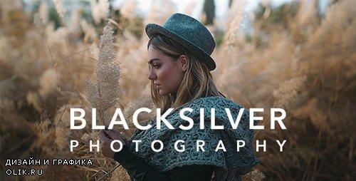 ThemeForest - Blacksilver v1.3.6 - Photography Theme for WordPress - 23717875