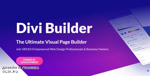 Divi Builder v4.0.2 - A Drag & Drop Page Builder Plugin For WordPress + Divi Layout Pack 2019 - ElegantThemes