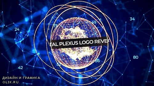 Digital Plexus Logo Reveal 305023 - Premiere Pro Templates