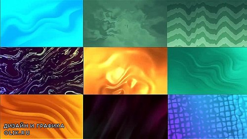Trendy Animated Backgrounds V3 - 302169 - After Effects Templates