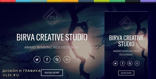 ThemeForest - Birva v1.0 - Bootstrap Parallax One Page Template (Update: 10 December 13) - 6324559