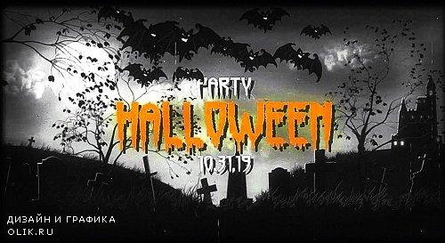 Halloween Logos 303539 - After Effects Templates