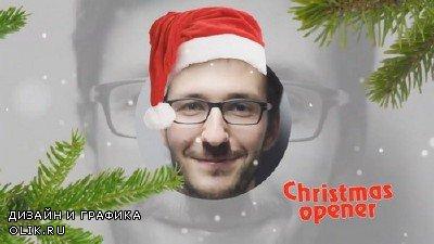 Проект ProShow Producer - Christmas Opener