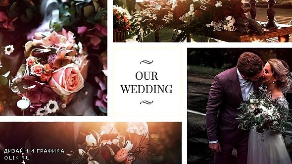Wedding Slideshow 309582 - Premiere Pro Templates