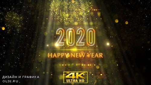 Videohive - Wish You Happy New Year V1 - 23048386