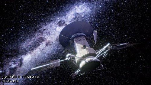 Videohive - Magellan Spacecraft Approaching To Venus - 24967928