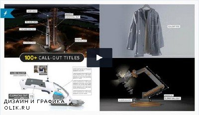Call-Out Titles Pack 23443254 - Project for After Effects (Videohive)