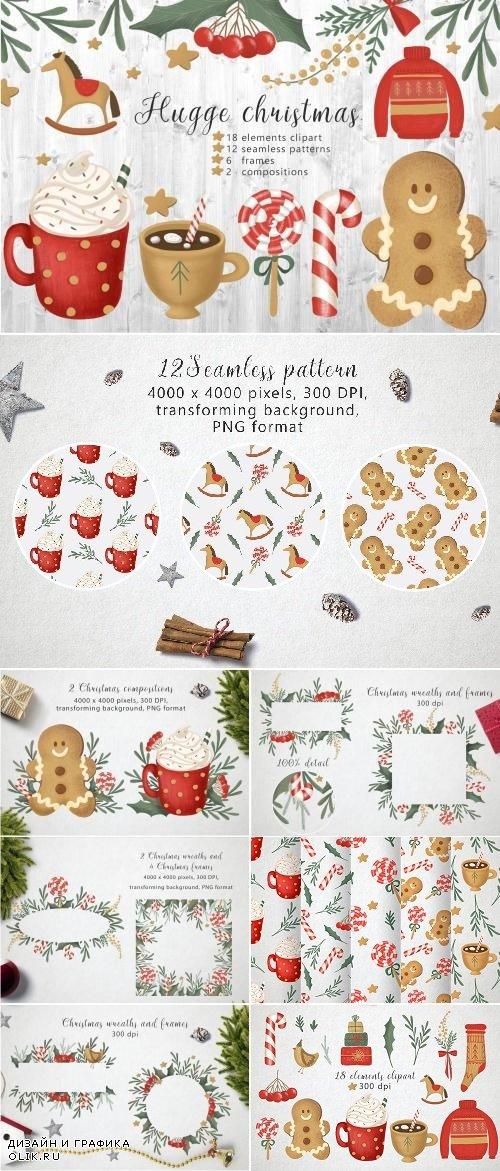 Hugge Christmas - 4054253