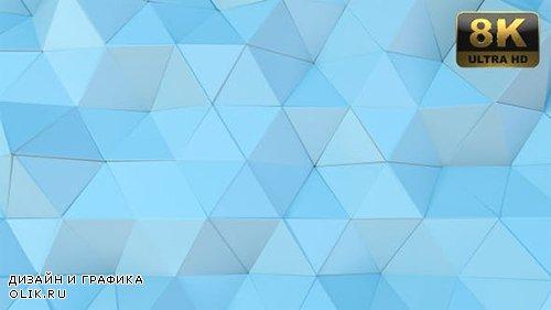 Videohive - Elegant Lowpoly Motion 93 8K - 24990532