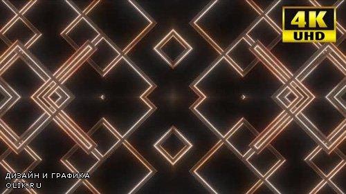 Videohive - 6 Metalic Shape Vj Pack - 24642081