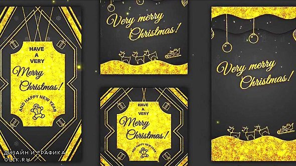 Christmas Instagram Stories And Posts 323655 - AFEFS Templates