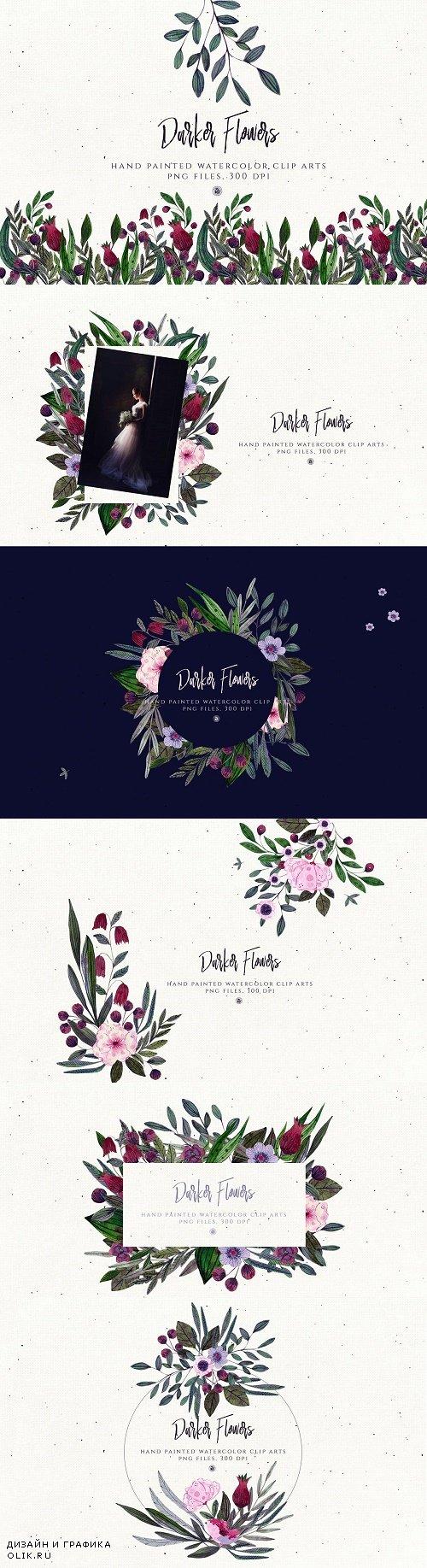 Darker Flowers - 4292413