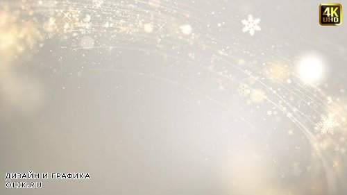 Videohive - Clean Christmas Background -  25041583