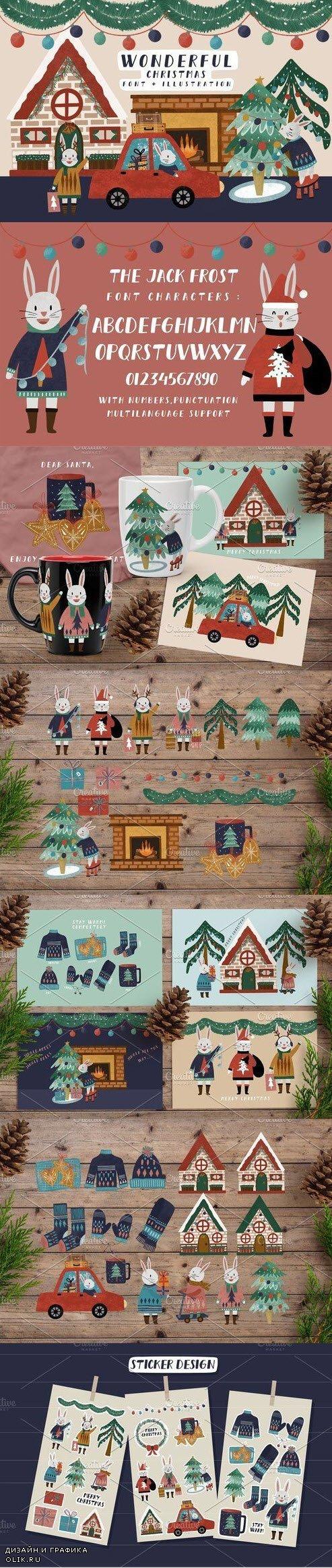 Wonderful Christmas - 4308031