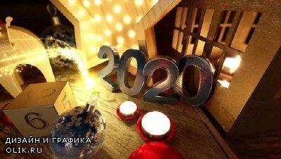 Проект ProShow Producer - Christmas Opener 2020