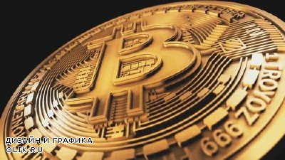 Bitcoin logo reveal - After Effects templates