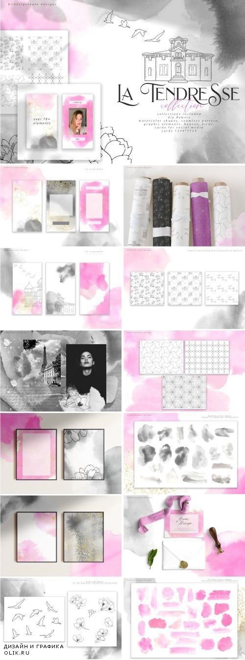 La tendresse collection - 4191379