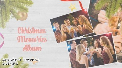 Проект ProShow Producer - Christmas Memories Album