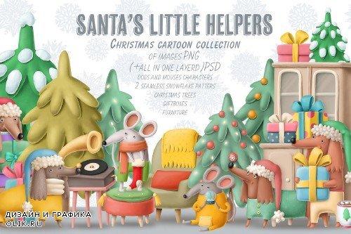 Christmas scene creator - 4179166