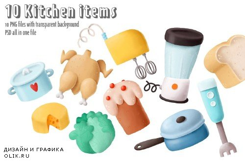Bears in the kitchen - 3292298