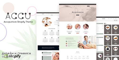 ThemeForest - Accu v1.0 - Shopify Medical Store, Health Shop & Massage - 23478413
