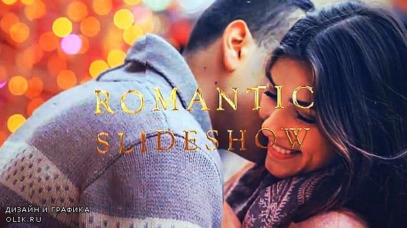 Romantic Slideshow 10989606 - After Effects Templates