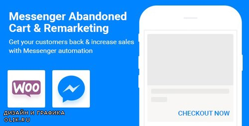 CodeCanyon - CartBack v2.9.2 - WooCommerce Abandoned Cart & Remarketing in Facebook Messenger - 20852369 -