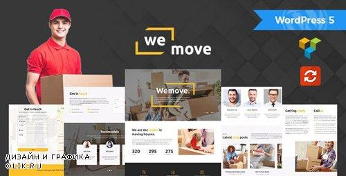 ThemeForest - WeMove v1.2 - Home Moving & Logistic WordPress Theme - 19980307