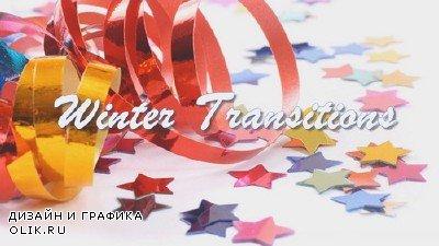 Проект ProShow Producer - Winter Transitions BD
