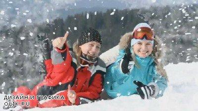Проект ProShow Producer - Winter Opener FS