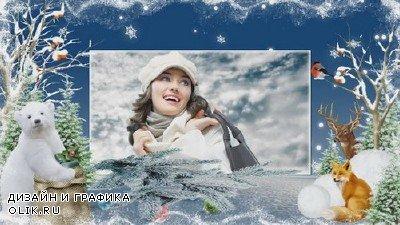 Проект ProShow Producer - Зимняя Любовь