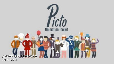 Picto Animation Toolkit - Project for After Effects (Videohive)