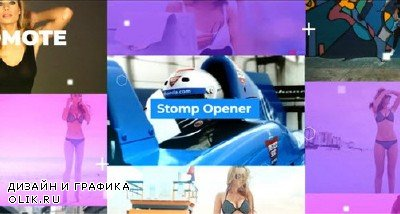 Stomp Opener 21891429 - Project for After Effects (Videohive)