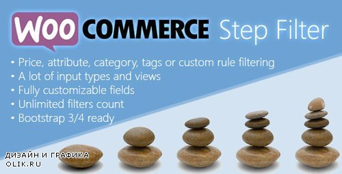 CodeCanyon - Woocommerce Step Filter v6.1.0 - 20942605