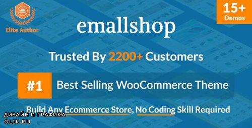 ThemeForest - EmallShop v2.2.9 - Responsive WooCommerce WordPress Theme - 18513022 -