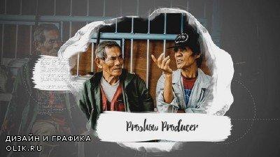 Проект ProShow Producer - Ink History Slideshow