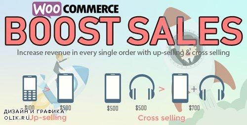 CodeCanyon - WooCommerce Boost Sales v1.4.1 - Upsells & Cross Sells Popups & Discount - 19668456