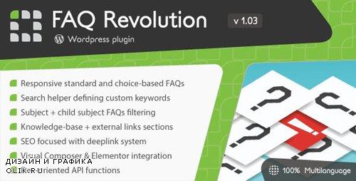 CodeCanyon - FAQ Revolution v1.03 - WordPress Plugin - 22660146