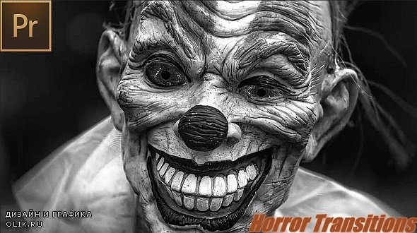 Horror Transitions v2-333830 - Premiere Pro Presets