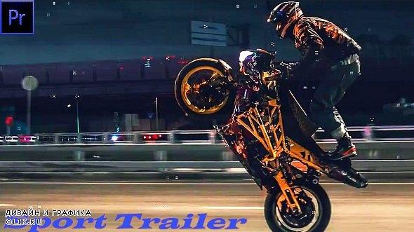 Destruction Sport Trailer 310123 - Premiere Pro Templates