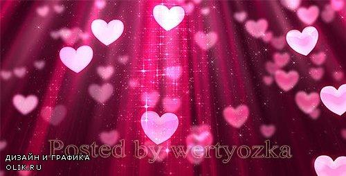 Videohive - Valentines Hearts -  86027