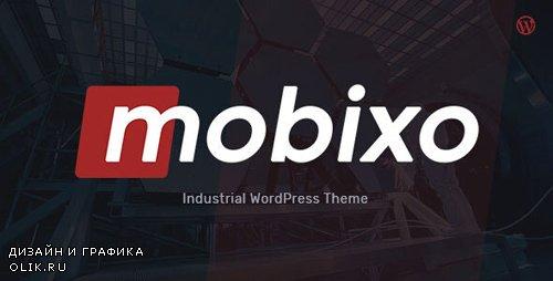 ThemeForest - Mobixo v1.0.3 - Industry WordPress Theme - 24942315